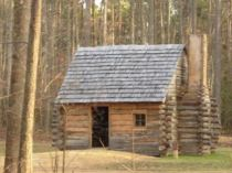 cabin at freedom park